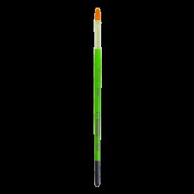 Кисть ZiBi плоская из синтетики №10