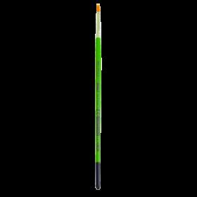Кисть ZiBi плоская из синтетики №4