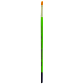 Кисть ZiBi плоская из синтетики №6