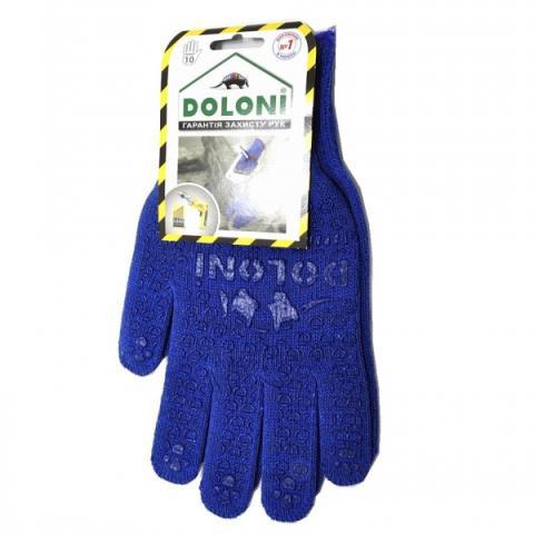 Перчатки рабочие трикотажные Doloni 10