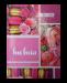 Книга канцелярская Buromax BOHO CHIC А4, 96 листов, линия, розовая - №1