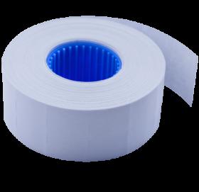 Ценник прямоугольныйBuromax26х16 мм, 1000 шт,белый