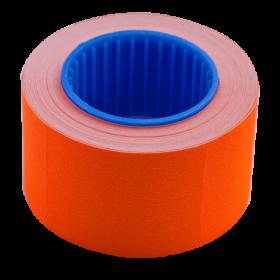 Ценник прямоугольныйBuromax26х16 мм, 375 шт,оранжевый