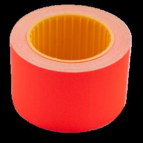 Ценник прямоугольныйBuromax35х25 мм, 240 шт,красный