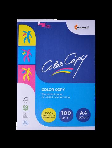 Офисная бумага Color Copy А4, 100 г/м2, 500 листов