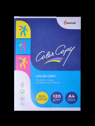 Офисная бумага Color Copy А4, 120 г/м2, 250 листов