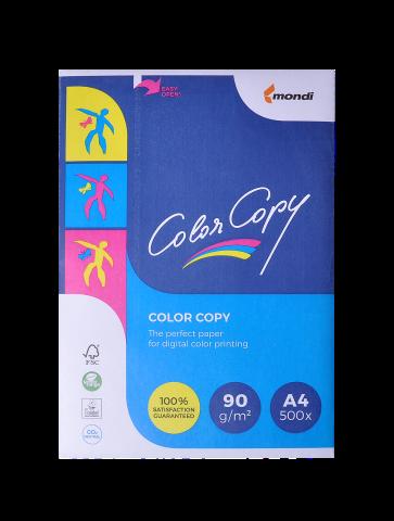 Офисная бумага Color Copy А4, 90 г/м2, 500 листов