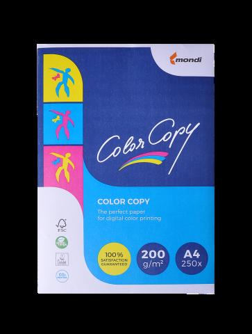 Офисная бумага Color Copy А4, 200 г/м2, 250 листов