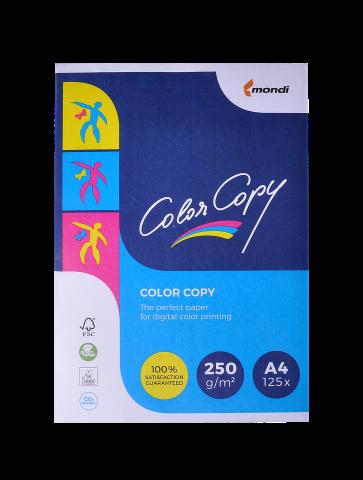 Офисная бумага Color Copy А4, 250 г/м2, 125 листов