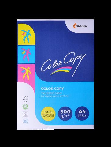 Офисная бумага Color Copy А4, 300 г/м2, 125 листов