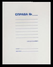 Папка архивнаяСПРАВА со скоросшивателем BUROMAX JOBMAX А4