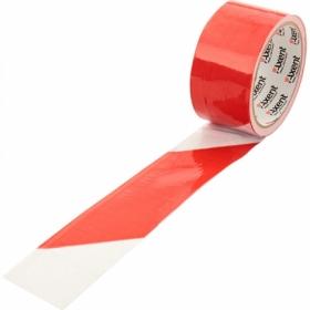 Лента сигнальнаяAxent 48 мм x 50 м,красная,1 шт