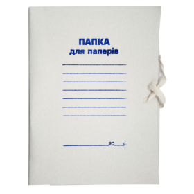 Папка архивная с завязками BUROMAX JOBMAX А4