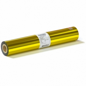 Фольга 320 мм, 100 м, золото