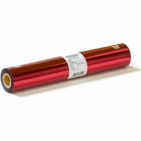 Фольга 320 мм, 100 м, красная