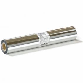 Фольга 320 мм, 100 м, серебро