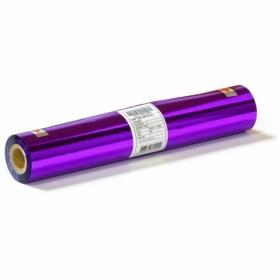 Фольга 320 мм, 100 м, фиолетовая