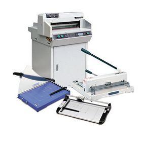 Оборудование для резки бумаги