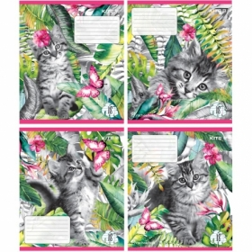 Тетрадь КІТЕ Rachael Hale А5,18 листов,линия