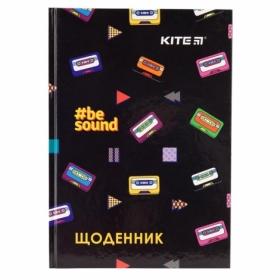 Дневник школьный KITE BeSound-5 В5, 42 листа