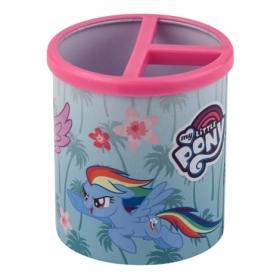 Подставка для ручек металлическая круглая KITE My Little Pony