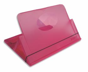 Подставка-кейс PORTA BOOK STANDART, розовая