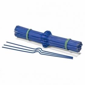 Вешалки для календарей 150 мм, синие
