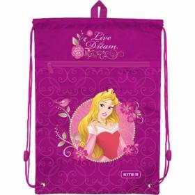 Сумка для обуви с карманом KITE Education Princess