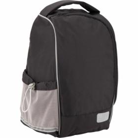 Сумка для обуви с карманом KITE Education Smart, черная