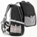 Сумка для обуви с карманом KITE Education Smart, черная - №11