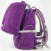 Сумка для обуви с карманом KITE Education Smart, фиолетовая - №11