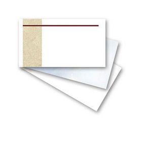 Бумага для визиток