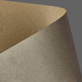 Картон дизайнерский двусторонний Galeria Papieru Kraft 275 г/м2, 20 шт, бежевый