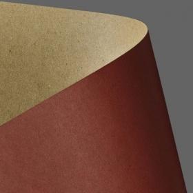 Картон дизайнерский двусторонний Galeria Papieru Kraft 275 г/м2, 20 шт, красный