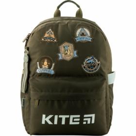 Ранец школьный KITE Education 719-4 Camping