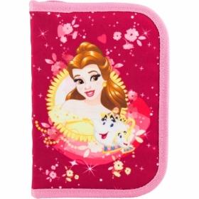 Пенал жесткий КІТЕ Education Princess, 1 отделение, 2 отворота
