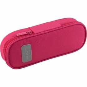 Пенал мягкий КІТЕ Education Smart-1, 1 отделение, розовый