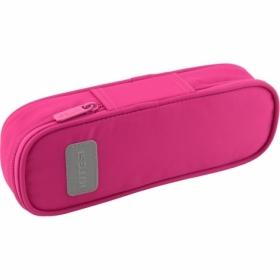 Пенал мягкий КІТЕ Education Smart-5, 1 отделение, розовый