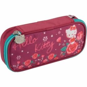 Пенал мягкий КІТЕ Education Hello Kitty, 1 отделение
