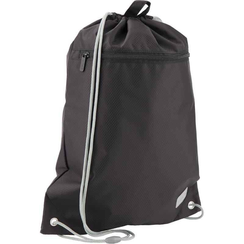 Сумка для обуви с карманом KITE Education Smart, черная - №7