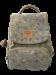 Рюкзак Compact LIGHT PAISLEY - №1