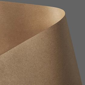 Картон дизайнерский Galeria Papieru Kraft 230 г/м2, 20 шт, темно-бежевый