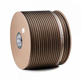 Металлическая пружина в бобине 28.5 мм, 3 400 петель, 2:1 черная