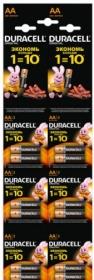 Батарейка DURACELL LR6 (AA), 12 шт