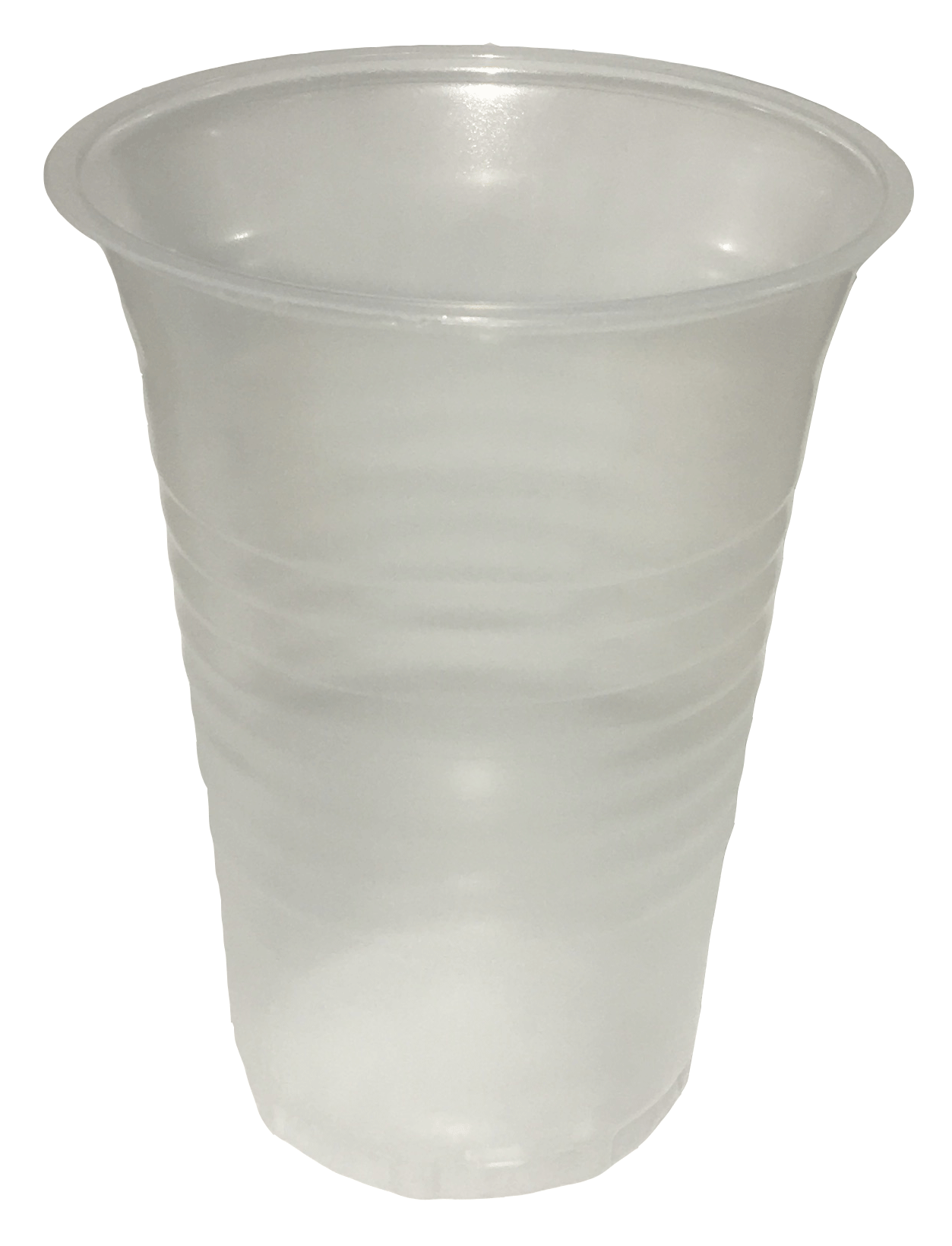 Стакан одноразовый Buroclean термостойкий 500 мл, прозрачный, 50 шт