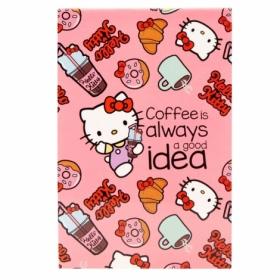 Блокнот KITE Hello Kitty А7, 48 листов, клетка