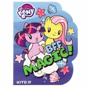 Блокнот KITE My Little Pony А6, 60 листов, клетка
