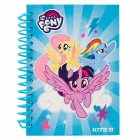 Блокнот KITE My Little Pony А6, 80 листов, без линовки