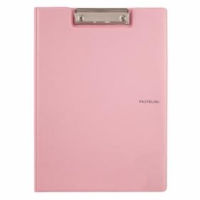 Папка-планшет Axent Pastelini А4, винил, розовая
