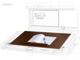 Настольное покрытие Mealux PAD-01 BN NEW, коричневое
